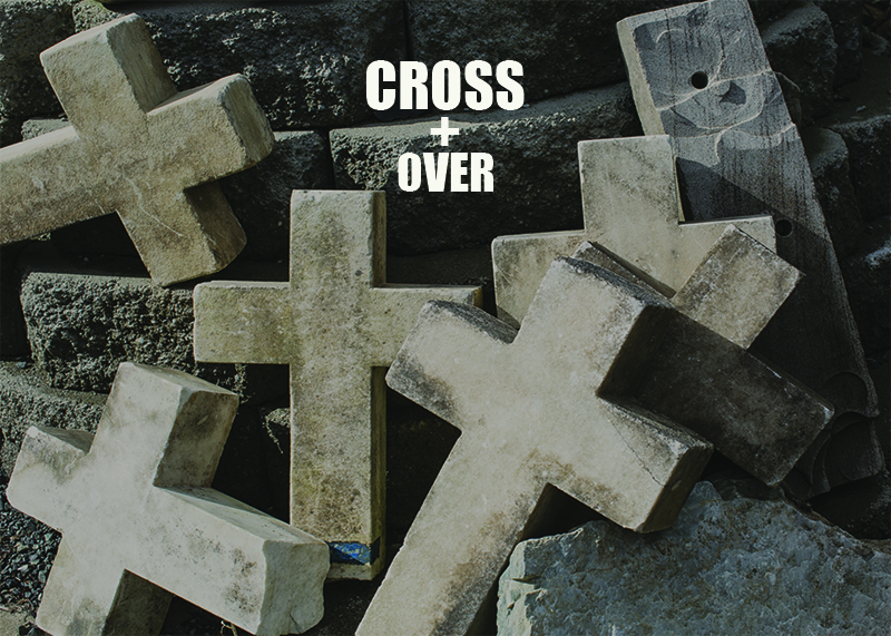 Cross+ Over Sculpture Show