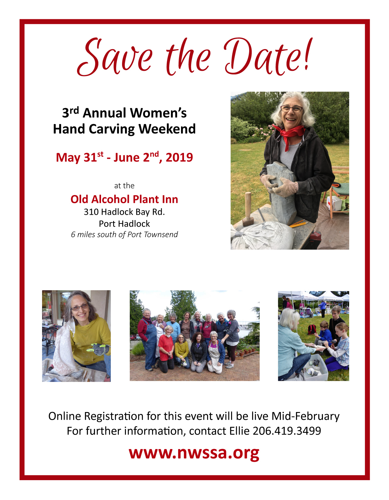 Women's Carving Weekend