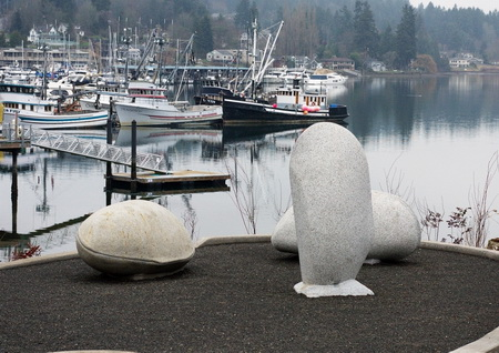 """Musse lBeach"" installation by Verena Schwippert"