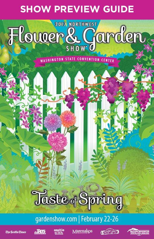 2017 nw flower garden show - Northwest flower and garden show ...