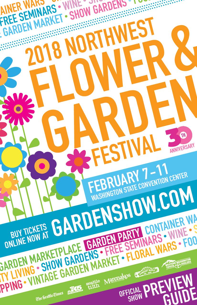 flower & garden show 2018