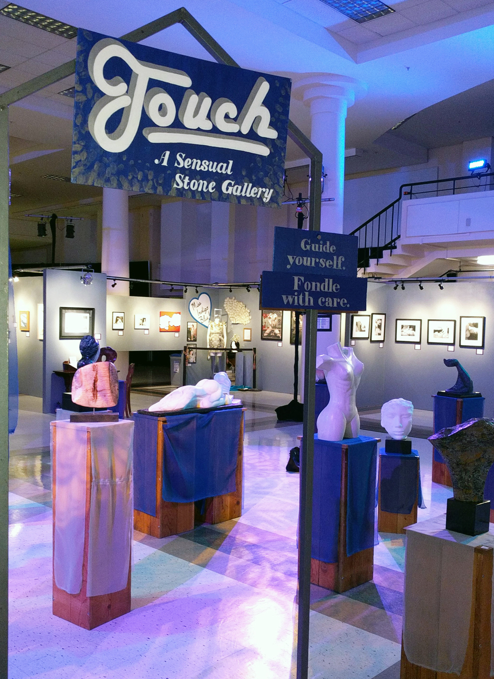 Touch Gallery at SEAF