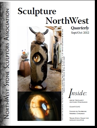 Fallb 2012 Sculpture NorthWest Cover