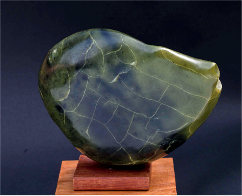 Jade Storm - unknown stone (Jadeite?)