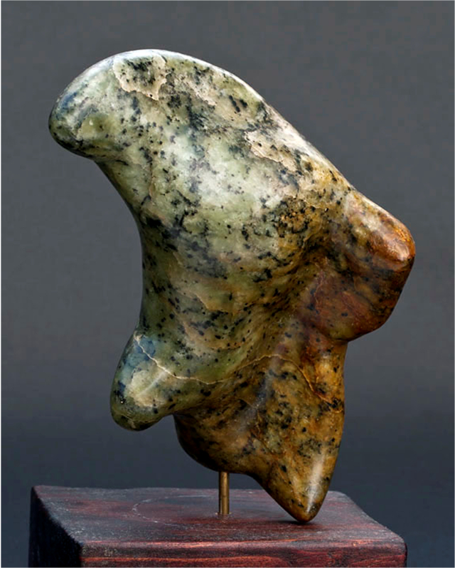 Dancing Bear, Soapstone