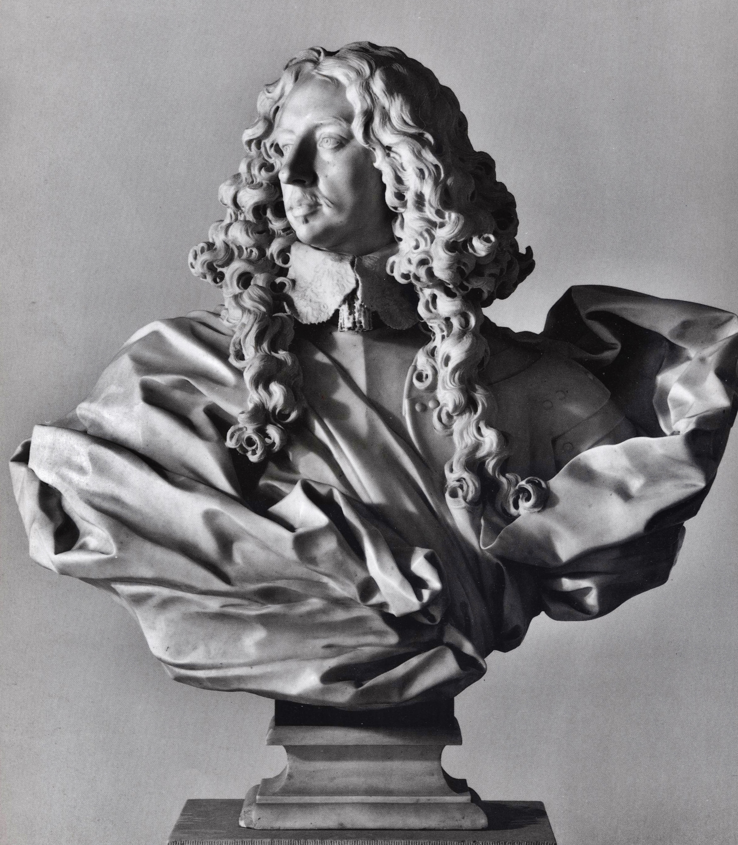 Bust of Duke Freancis I D Este, Bernini 1651