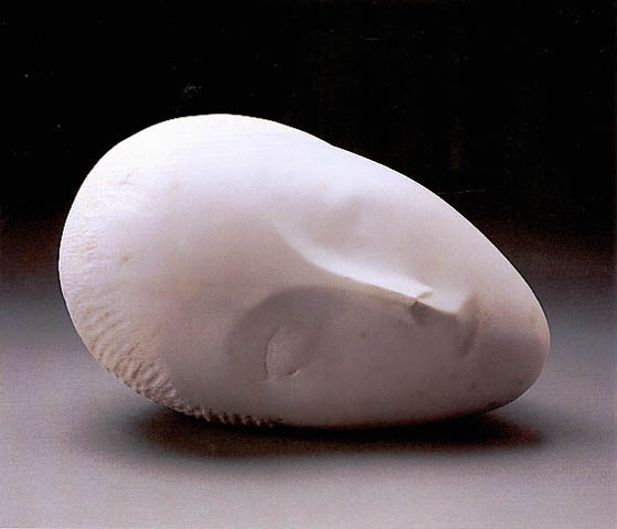 Sleeping Muse, Brancusi 1909