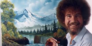 Happy Accidents - Bob Ross
