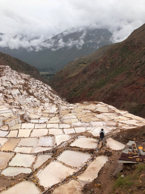 Salt Works of Maras