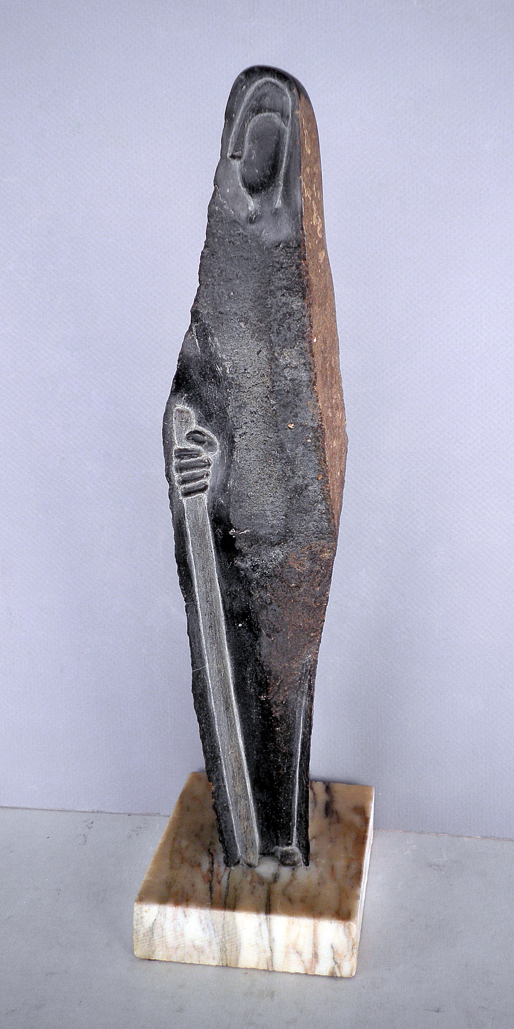 "David Edwards ""Pilgrim:"" Basalt 2003"