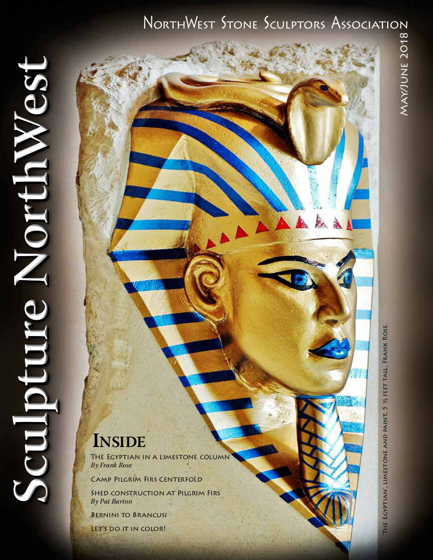 2018 May-June Sculpture Northwest Cover