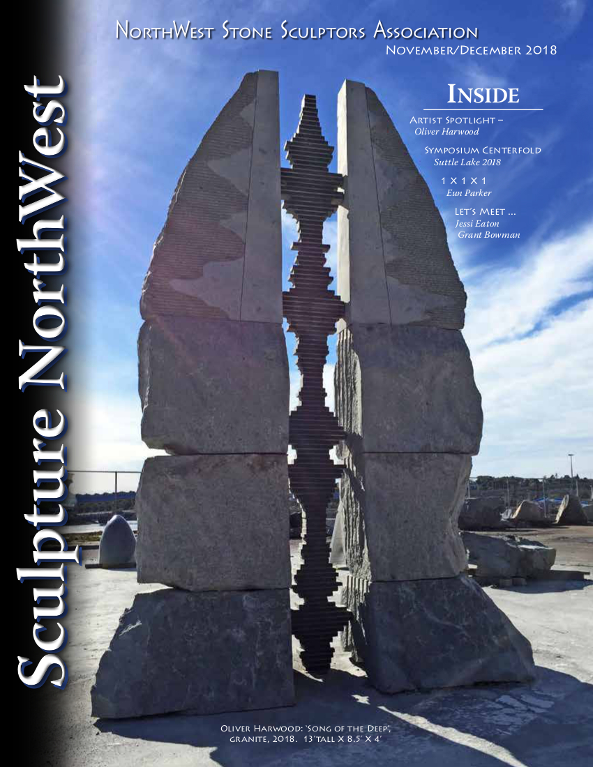 Sculpture NorthWest Nov-Dec 2018 Issue