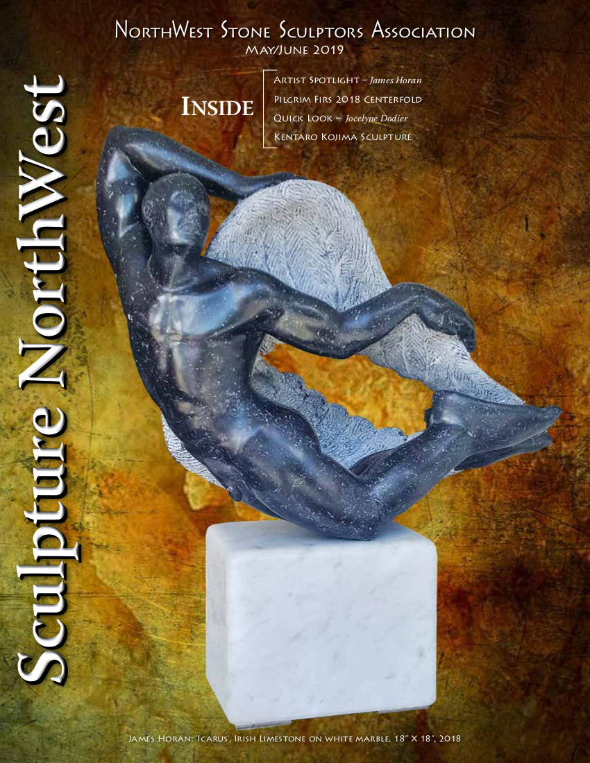 May June 2019 Sculpture Northwest Journal Cover