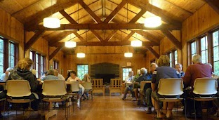 Silver Falls Conference Center Lodge