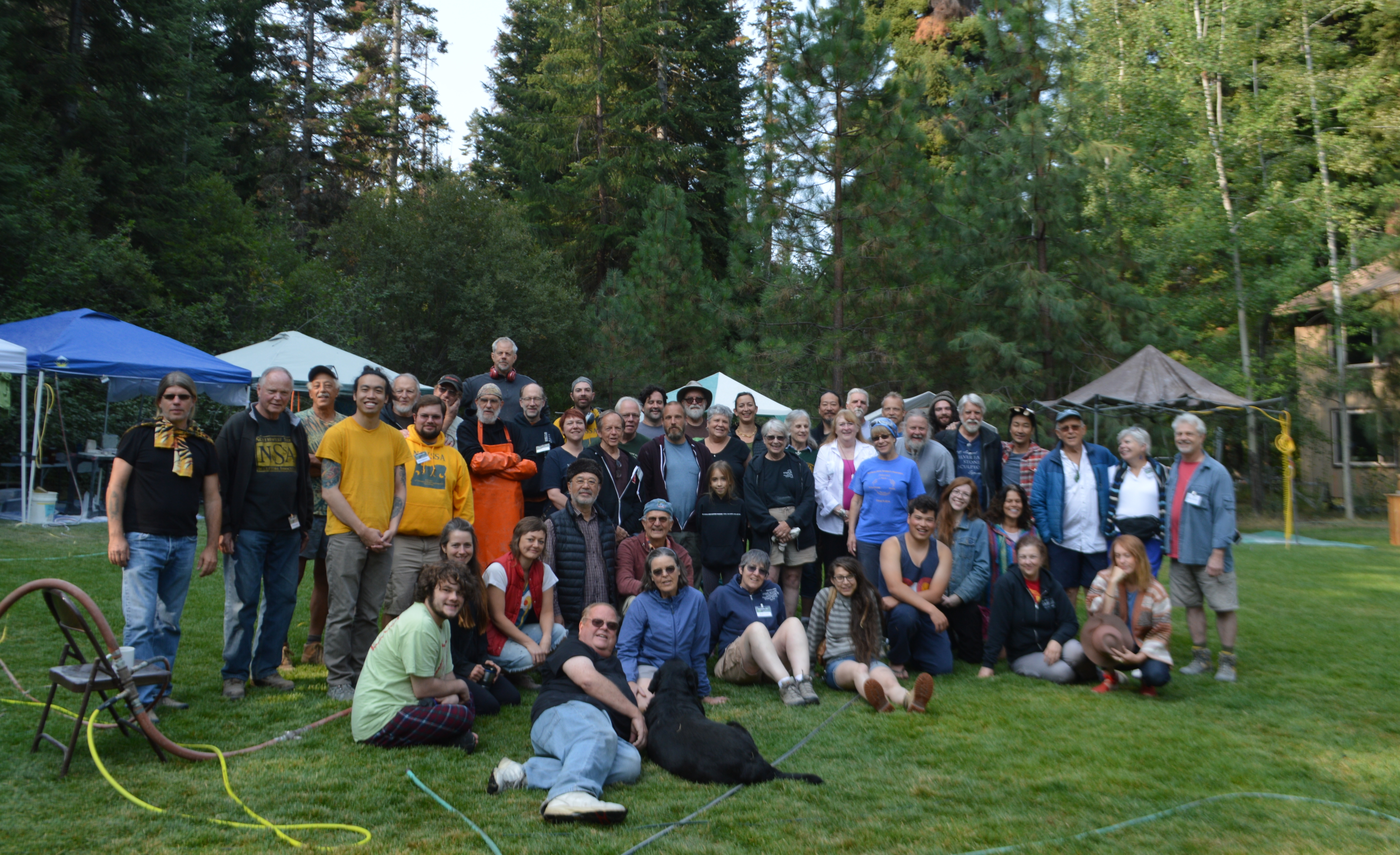 2018 NWSSA Suttle Lake Group shot