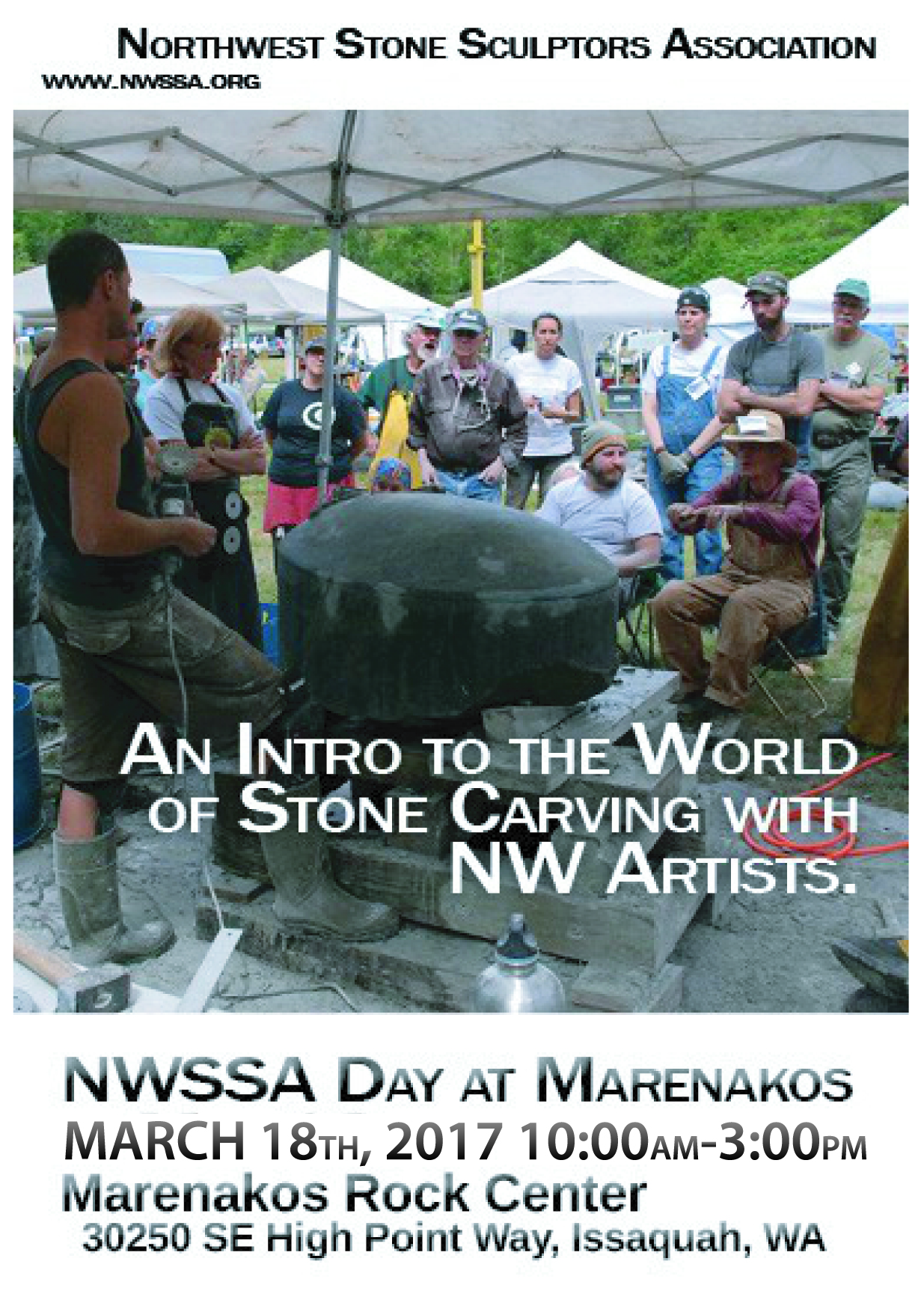 NWSSA Day at Marenakos Rock Center