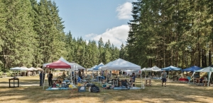 2018 - Suttle Lake Stone Carving Symposium at Sisters, OR